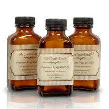 3 oz -Premium Scented Fragrance Oil Making Candles Soaps Incense Warmer Burner