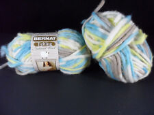 Bernat Felting Natural Wool Yarn Snap Dragon Lot of 2 Vintage Discontinued