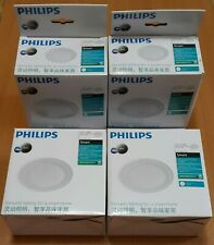 23x Philips Smalu 9W LED Downlight dimmable and tunable with 5 Remote controls
