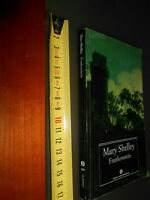 FRANKENSTEIN OSSIA IL MODERNO PROMETEO-MARY SHELLEY- A.MONDADORI EDITORE