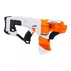 NERF Doomlands Desolator Blaster - Power up with an acceleration button