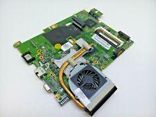 Hp Compaq Presario CQ60-211dx Motherboard + Intel 585 2.16GHz Fan 501266-001 112
