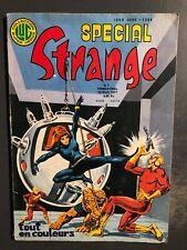 SPECIAL STRANGE - T7 : mars 1977
