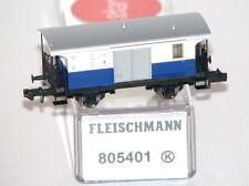 Fleischmann N 805401 VagóN portaequipajes ferrocarril privado de Edelweiss