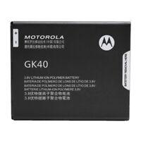 Motorola Batteria originale GK40 per  MOTO E3 MOTO G4 PLAY MOTO G5 E4 Nuova