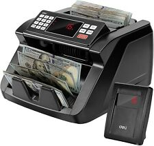 New Listingmoney Counter Bill Counting Machine With Uvmgir Counterfeit