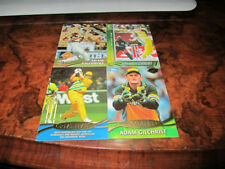 Cricket Trading Cards Lot