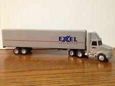 Collectible Model Truck - ERTL 1:64 Scale Die Cast - Exel Logistics