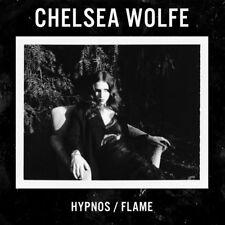 "Chelsea Wolfe - Hypnos / Flame 7"" LP - SEALED - New Copy with DL w/ BONUS Vinyl"