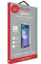 InvisibleShield Glass+ Screen Protector For iPhone X/XS