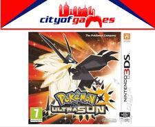Pokemon Ultra Sun 3DS  New & Sealed In Stock