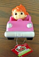 COCOMELON Ice Cream Truck Free Wheeling Mini Figure Girl Vehicle Toy Truck New