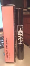 "Lipstick Queen Chinatown Glossy Pencil ""Pink Bluff"" (sheer earthy nude pink) NIB"