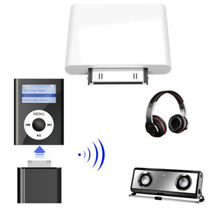 For iPod Classic/Touch Wireless Bluetooth Transmitter HiFi Audio Dongle Adapter