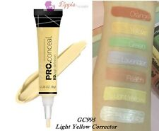 NEW SHADES !! LA L.A. Girl HD Pro Conceal - LIGHT YELLOW CORRECTOR ( GC995)
