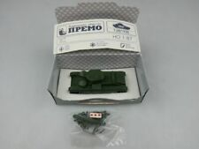 Premo roco Minitanks 1/87 h0 1204 t-28 haz USSR Tank Red Army + Box 113099