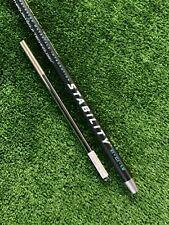 Bgt Stability Putter Shaft .370 Parallel Tip Includes .370 Tip Bgt Dealer