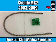 Renault Scenic MK2 2003-2009 Rear Left Window Regulator Replacement Repair Kit