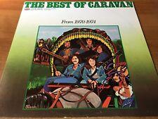 "Caravan, The Best of Caravan from 1970 - 1974; 6 track 12"" LP"