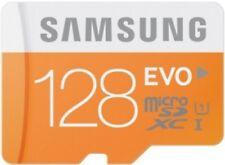 Memoria microSD 128GB Samsung Evo Cl10 adapt SD