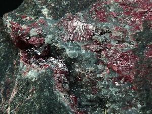 Cinabrio, El Entredicho, Almadenejos, Ciudad Real, España, Mineral, Minéraux