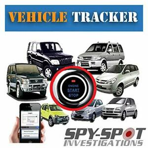 Hard Wire Fleet Car Auto Vehicle GPS Tracker with Ignition Kill Switch...