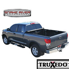 TRUXEDO TRUXPORT SOFT ROLL UP TONNEAU COVER 2007 - 2013 TOYOTA TUNDRA 6.5 FT BED