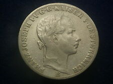 Vereinstaler 1864 B  Franz Joseph - Silber W/20/1046