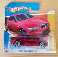 Hot Wheels '10 Bmw M3 . 2011 HW Premiere.  Selten