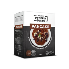 BioTechUSA Protein Gusto Pancake 480g Schoko MHD