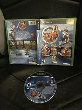 Disney's Extreme Skate Adventure (Microsoft Xbox, 2003) No Manual
