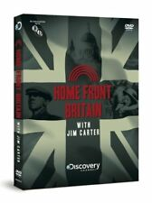Home Front Britain with Jim Carter (New 3 DVD Box Set ) World War Two II