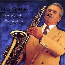 Max Greger - Eine Legende in Musik [New CD]