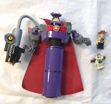 Toy Story Lot Disney buzz lightyear woody Pixar toys LEGO Mini figures Rare