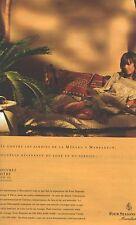 PUBLICITE ADVERTISING 2011   FOUR SEASONS HOTEL dans la Ménara de Marrakech (gm)