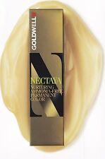1 x GOLDWELL NECTAYA NURTURING AMMONIA-FREE PERMANENT COLOR 60ML ( big sell )