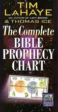 THE COMPLETE BIBLE PROPHECY CHART by Tim LaHaye and Thomas Ice