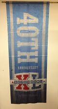 "Super Bowl XL 40th Anniversary Steelers vs Seattle Large 95""x36"" Banner"