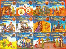 12 Mini Bilderbücher Der Kleine Prinz NEU Softcover Bilderbücher  + BONUS