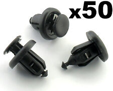50x Honda Bumper, Engine Undertray & Wheel Arch Lining, Splashguard Trim Clips