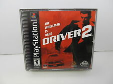Driver 2 (Sony PlayStation 1, 2000)
