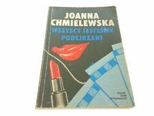 WSZYSCY JESTEŚMY PODEJRZANI - Chmielewska  1991
