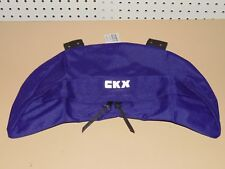 New Kimpex CKX 273989 Snowmobile Purple Windshield Bag Arctic Cat ZRT Chassis