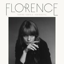 FLORENCE AND THE MACHINE HOW BIG HOW BLUE HOW BEAUTIFUL CD NEW