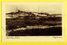 cpsm Ecrite en 1954 QUEND PLAGE (Somme) PAYS de CHASSE Mr Remy Comptoir Français