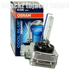 2PCS NEW HOT PAIR OSRAM XENARC D3S 66340CBI Cool Blue 5000K HID XENON LIGHT BULB