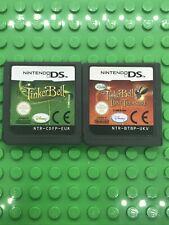 Tinkerbell Nintendo Ds Game Bundle