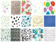 1,28€/m² 10 Blatt Designer-Seidenpapier, zum Basteln/Verpacken/Dekorieren