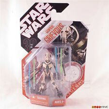 Star Wars 30th Anniversary Saga Legends General Grievous silver collector coin