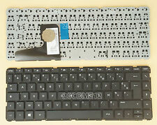 For HP 14-r206nf 14-r207nf 14-r209nf  Keyboard No Frame French Clavier